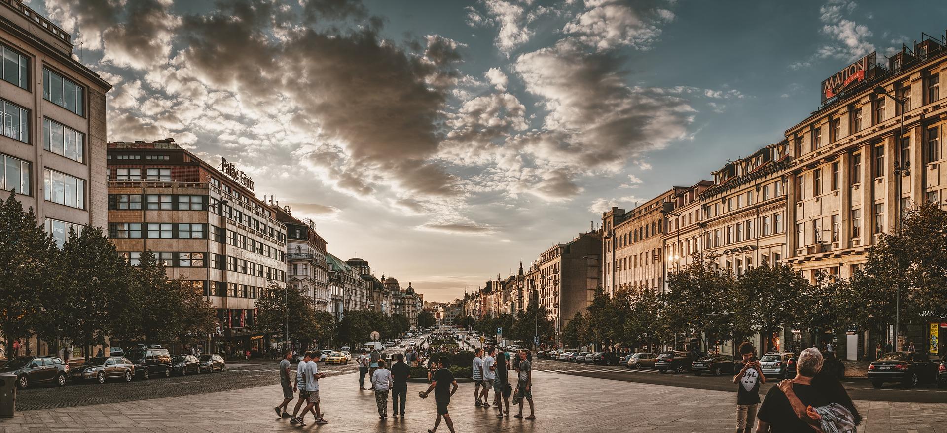Denkmalschutzimmobilien Prag