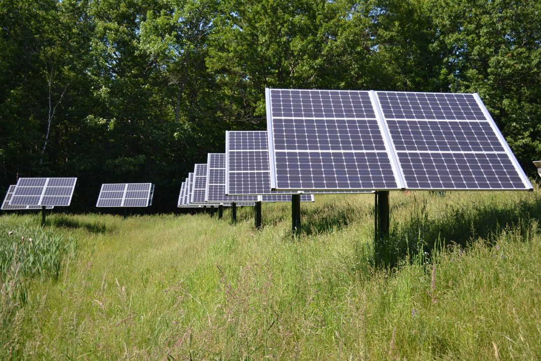 Solare Lösungen für die Landwirtschaft